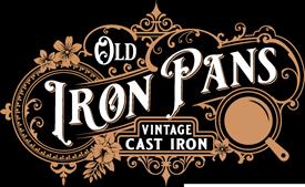 Old Iron Pans Logo